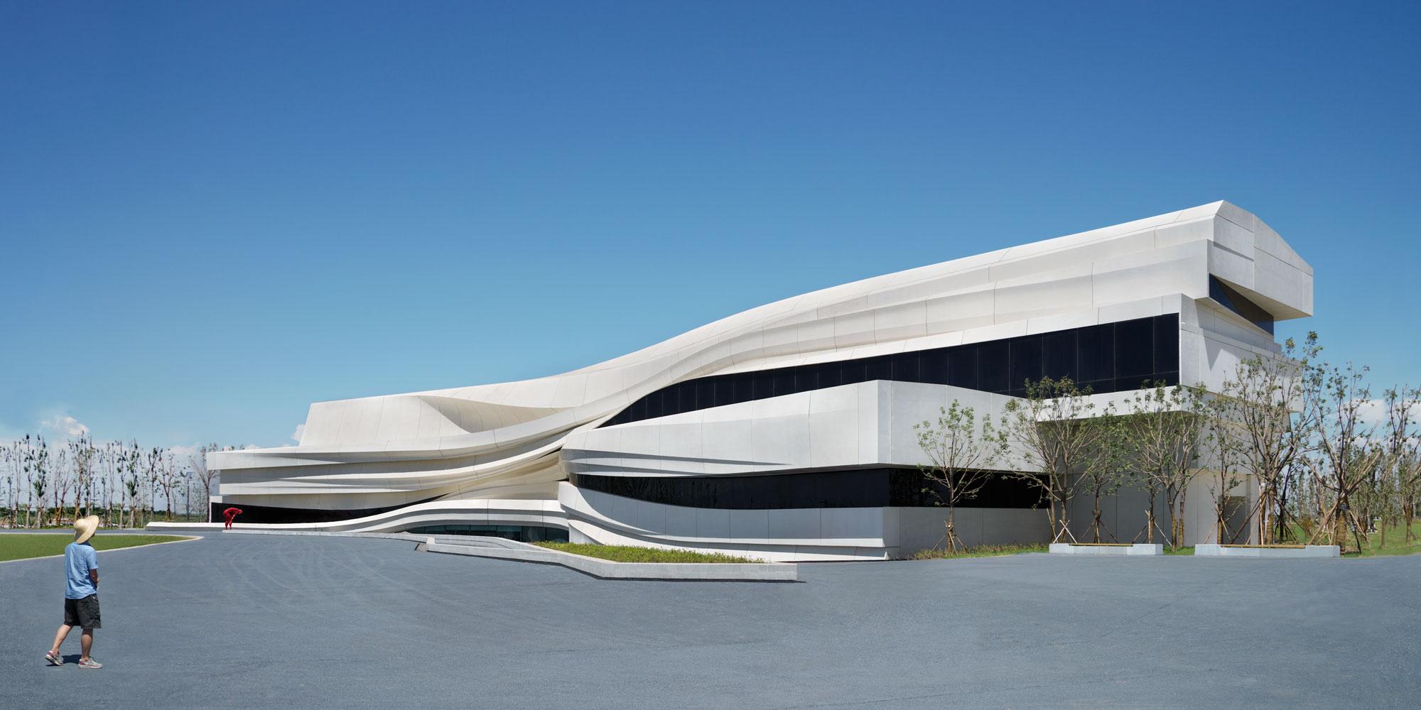 Moca Yinchuan Waa Architects Project