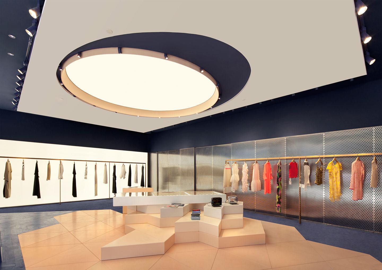 AnyShopStyle Concept Store Inside AnyShopStyle三里屯线下概念店 店内