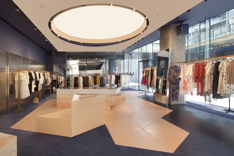 Anyshopstyle Sanlitun Concept Store Project
