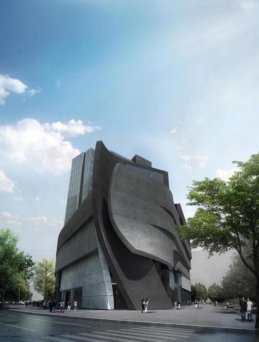 waa FuPu Museum 未觉建筑 复朴博物馆