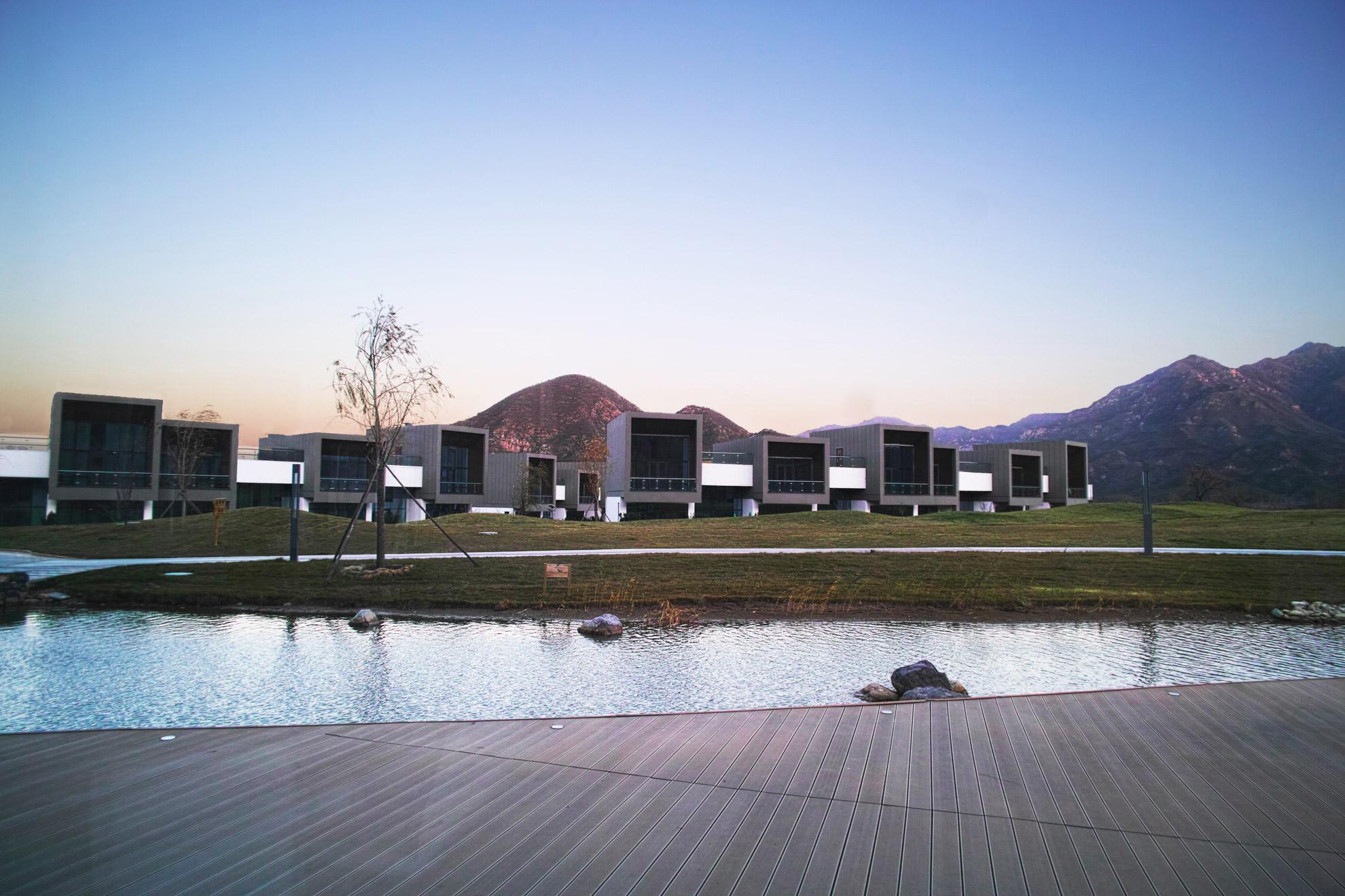 waa The Valley Resort Beijing 未觉建筑 北京 渔山国际温泉度假村