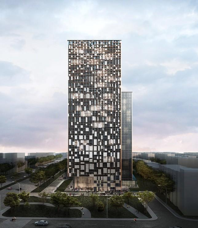 waa urban complex 未觉建筑 城市综合体