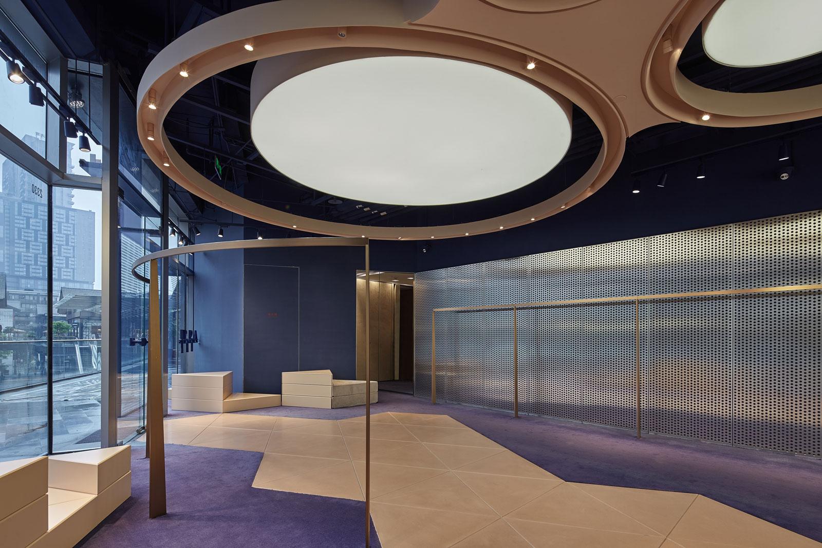 Anyshopstyle Chengdu Concept Store Project